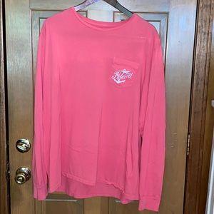 Polo Ralph Lauren Long Sleeve Pocket Pony Shirt